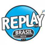 Logo da emissora Replay Brasil 1.1