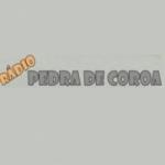 Logo da emissora Rádio Pedra de Coroa