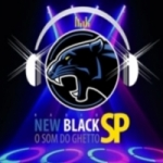 Logo da emissora New Black SP