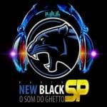 Logo da emissora New Black SP
