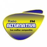 Logo da emissora Rádio Alternativa FM Web