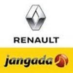 Logo da emissora Jangada Renault