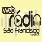 Logo da emissora Web Rádio São Francisco Itapajé