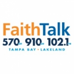 Logo da emissora Radio WTWD 910 AM