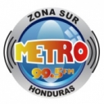 Logo da emissora Radio Metro 99.5 FM