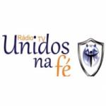 Logo da emissora Unidos na Fé