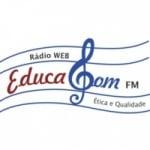 Logo da emissora Educasom FM
