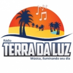 Logo da emissora Rádio Terra da Luz