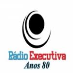 Logo da emissora Executiva Anos 80
