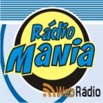 Logo da emissora Rádio Mania