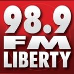 Logo da emissora WWLB 98.9 FM