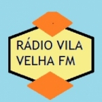 Logo da emissora Rádio Vila Velha
