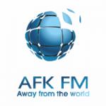 Logo da emissora AFK FM