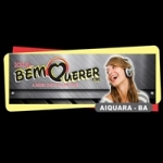 Logo da emissora Rádio Bem Querer 104.9 FM