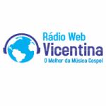 Logo da emissora Rádio Web Vicentina
