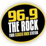 Logo da emissora WWUZ 96.9 FM