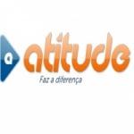 Logo da emissora Rádio Atitude 106.1 FM