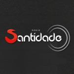 Logo da emissora Rádio Santidade