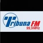 Logo da emissora Radio Tribuna 99.9 FM