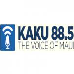 Logo da emissora Radio KAKU 88.5 FM