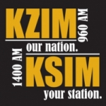 Logo da emissora KSIM 1400 AM