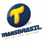Logo da emissora Radio TransBrasil 93.7 FM