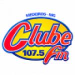 Logo da emissora Clube 107.5 FM