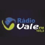 Logo da emissora Rádio Vale 103.3 FM