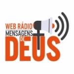 Logo da emissora Mensagens de Deus