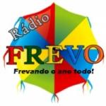 Logo da emissora Rádio Frevo