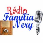 Logo da emissora Rádio Família Nery