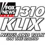 Logo da emissora Radio KLIX 1310 AM