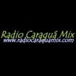 Logo da emissora Rádio Caraguá Mix