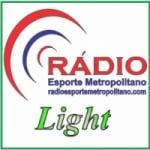 Logo da emissora Esporte Metropolitano Light