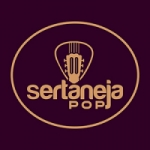 Logo da emissora Sertaneja Pop