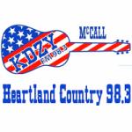 Logo da emissora Radio KDZY 98.3 FM