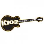 Logo da emissora Radio KICR 102.3 FM