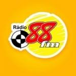Logo da emissora Rádio 88 FM
