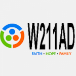 Logo da emissora Radio W211AD 90.1 FM