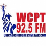 Logo da emissora Radio WCPT 92.5 FM
