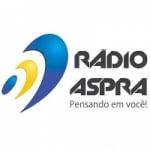 Logo da emissora Rádio ASPRA