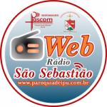 Logo da emissora Rádio Web São Sebastião