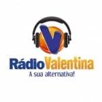 Logo da emissora Rádio Valentina
