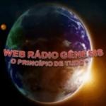 Logo da emissora Web Rádio Gênesis