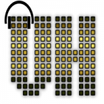 Logo da emissora Rádio Virtual Hits