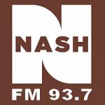 Logo da emissora Radio WJBC Nash 93.7 FM