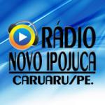 Logo da emissora Rádio Novo Ipojuca