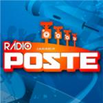 Logo da emissora Rádio Poste