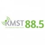 Logo da emissora KMST 88.5 FM
