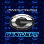 Logo da emissora Genius FM